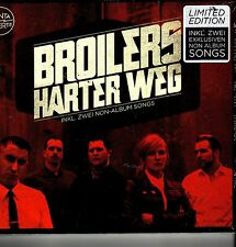 """BROILERS """"Harter Weg"""" Limited Edition 3 Track Maxi CD"""