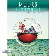 Sternenwanderer 2 Die Gärten von Edena Moebius 9783943808179 SCIENCE FICTION