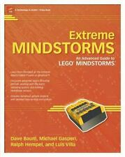 Extreme Mindstorms: an Advanced Guide to Lego Mindstorms-ExLibrary