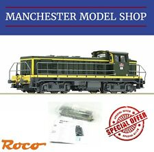 "Roco HO 1:87 BB 63000 Diesel locomotive SNCF ""DCC-DIGITAL"" NEW UNBOXED"