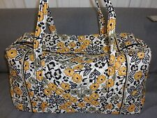 Vera Bradley Go Wild Large duffle Bag-new with tags- #10139-135