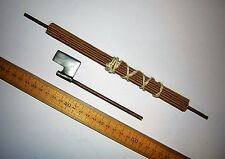 Kaustic Plastic 1/6th Scale Roman Stick Bundle & Metal Axe - Marcus