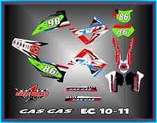 Gas Gas EC 10-11 SEMI CUSTOM GRAPHICS KIT NAMBOTIN