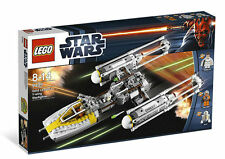 LEGO Star Wars Gold Leader's Y-wing Starfighter (9495) NEW Sealed MINT Lot 2