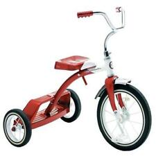 Roadmaster Classic Red Dual Deck Kid's Tricycle Trike