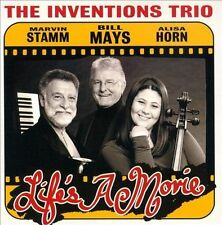 Life's a Movie, Bill Mays, The Inventions Trio, , New