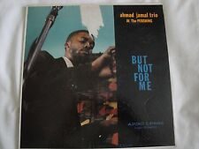 AHMAD JAMAL TRIO AT THE PERSHING VINYL LP BUT NOT FOR ME, MOONLIGHT IN VERMONT