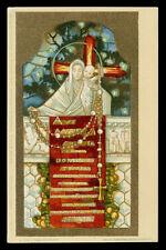 antica cartolina*AVE MARIA pacher