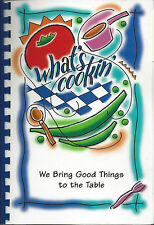 *RALEIGH NC 2002 GE ELFON EMPLOYEES COOK BOOK *WE BRING GOOD THINGS TO THE TABLE