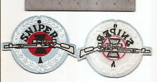 #059 US ARMY 7TH DIVISION SNIPER PATCH