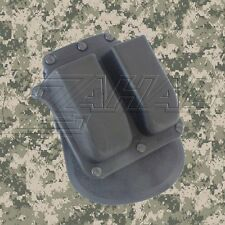 Fobus Double Magazine Paddle Pouch For Taurus PT 24/7 - 6910