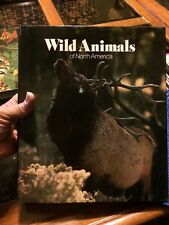 Wild Animals of North America HC Book