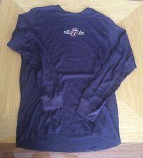 Rolling Stones Flannel Shirt Bigger Bang Tour XL Unworn Original