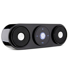 Portable 10W Loudspeaker Powerful Wireless Bluetooth Stereo Bass Speaker US Ship
