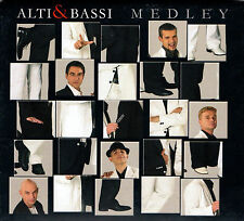 ALTI & BASSI medley CD digipak 2005 Bee Gees Beatles Platters Battisti Disney