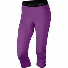 NWT Womens Nike Cool Victory Dri-FIT Base Layer Running Capris Pants Size XL