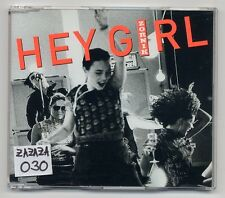 Zornik Maxi-CD Hey Girl - Dutch 4-track in rare slimcase (not the Digipak)