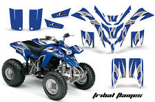 Yamaha Blaster 200 AMR Racing Graphics Sticker Kits 88-05 Quad ATV Decals TF BLW