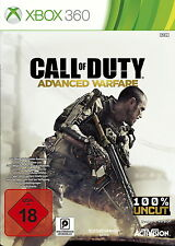 Call of Duty: Advanced Warfare für Xbox 360 *TOP* (mit OVP)