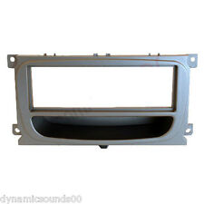 FP-07-12S CD Estéreo Radio De Coche Adaptador De Panel guarnecido Fascia Para Ford Focus 2007 >