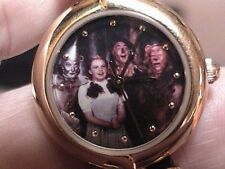 vintage fossil wizard of oz warner brothers studio judy garland wrist watch with