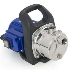 1200W Shallow Well Water Booster Pump Home Stainless Garden Irrigation 925-GPH