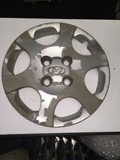 "2001-2003 Hyundai Elantra Hub Cap Wheel Cover 15"" 6 Spoke 529602D100"