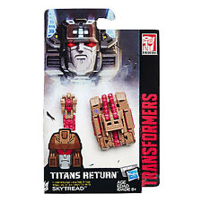 Transformers Generations Titans Return Wave 4 Master Class # Skytread NEW