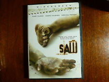 SAW (original)  Widescreen Horror Movie DVD