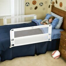 Regalo Hide Away Double Sided Bed Rail, White , New, Free Shipping