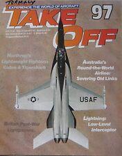 Take Off magazine Issue 97, English Electric Lightning