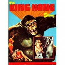 The King Kong Story Hardback/1977 Chartwell Books/Fay Wray/Merian C Cooper/Cabot
