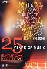 Saturday Night Live - 25 Years of Music Vol. 01 u.a Mick Jagger, Ray Charles