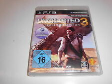 PlayStation 3  PS3   Uncharted 3: Drake's Deception