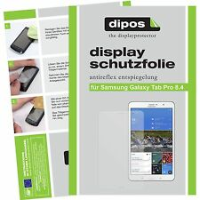 2x dipos Samsung Galaxy Tab Pro 8.4 T320 Pellicola Prottetiva Antiriflesso