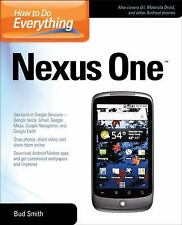 How to Do Everything Nexus One Smith, Bud Paperback