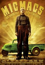Micmacs DVD New Sony pictures Movie