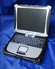 Panasonic Toughbook CF-19 - 1.2GHz MK3 - 128GB SSD - 4GB - 3G Touch-Win7Pro