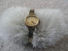 Wind Up Vintage Caravelle Ladies Watch