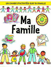 Ma Famille (First Record Book), Catherine Bruzzone