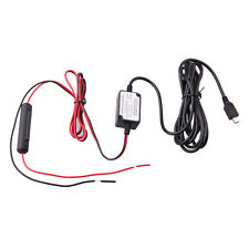 Mini 0801 and A119 A118 B40 Car Camera Hardwire Kit Car Charger with Mini-USB