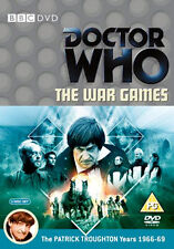 DOCTOR WHO - WAR GAMES (CLASSIC) - DVD - REGION 2 UK