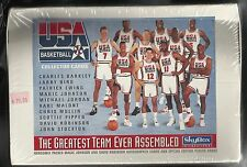 1992 SKYBOX USA BASKETBALL BOX GREATEST TEAM EVER ASSEMBLED FACTORY SEALED