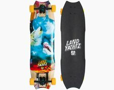 Landyachtz Wolf Shark Re-Issue HollowTech 2016 New Longboard Skateboard Complete