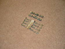 Jaguar IRS Bottom Diff plate Fastener kit