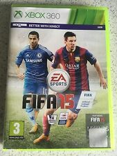 FIFA 15 - Microsoft Xbox 360, 2014 - Good Condition - Boxed - Cert 3