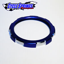 Polaris RZR 800 900 1000 XP SPORTSMAN Billet Dash Gauge Bezel BLUE Anodized