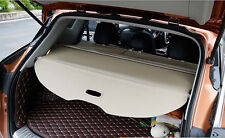 Rear Trunk Shade Cargo Cover for 2015 2016 Nissan Murano Cargo Nets Beige