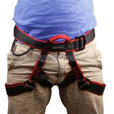 Outdoor Harness Seat Sitting Belt Rock Climbing Rappelling Equipment Gear