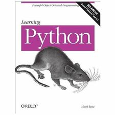 LEARNING PYTHON [9781449355739] - MARK LUTZ (PAPERBACK) NEW